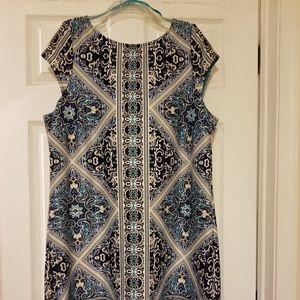 Tiana B dress 16W